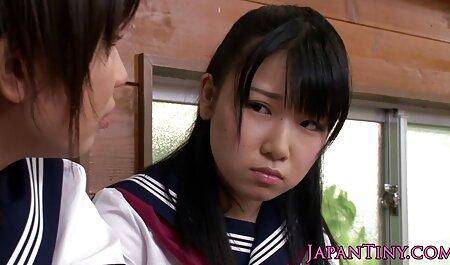 Yuka Osawa bittet amateur pornovideos um Sperma in ihrem Mund