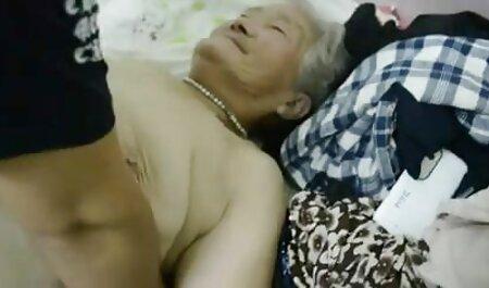 Vollbusige Brünette Leslie lange pornovideos auf Dildospaß